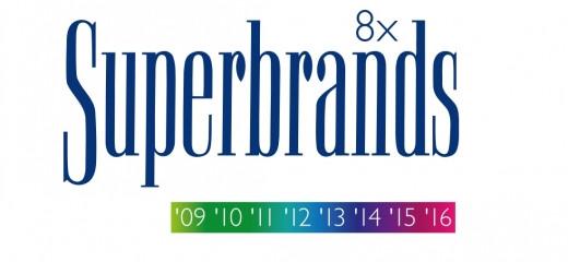 8 szoros superbrand elismerést igazoló logó