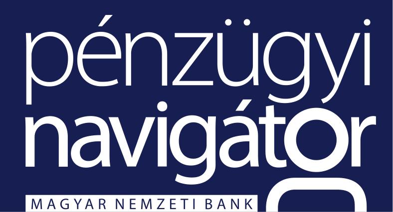 Magyar Nemzeti Bank - Pénzügyi Navigátor logó