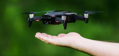 drónhasználat