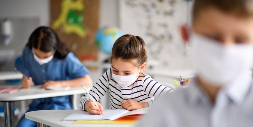 iskolába járás járvány idején